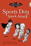 img - for The Fang Family: Sports Day Snack Attack (Gold A) (Bug Club) book / textbook / text book