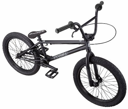 Eastern Bikes Cobra BMX Bike (Matte Black, 20-Inch)