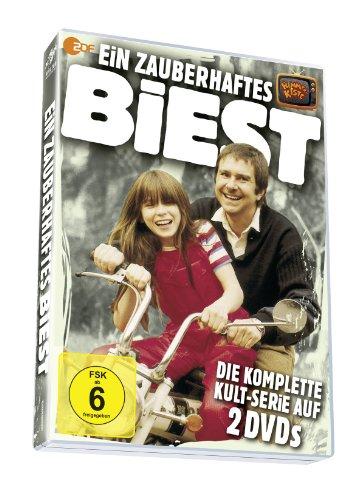 Ein zauberhaftes Biest [2 DVDs] - die komplette Serie