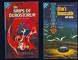 The Ships of Durostorum / Alton's Unguessable (Ace Double 76096)