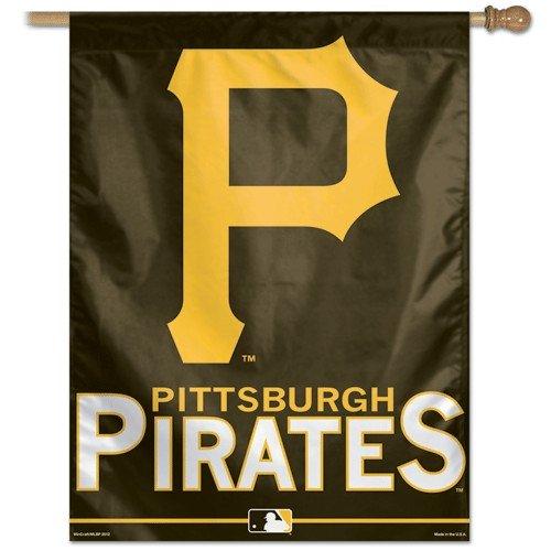 "Pittsburgh Pirates 27"" x 37"" Banner"