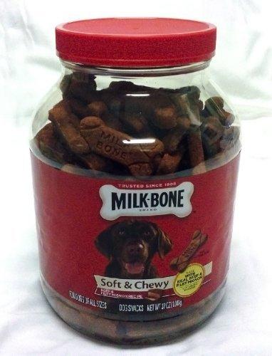 milk-bone-soft-chewy-dog-snacks-beef-filet-mignon-recipe-37oz-by-del-monte-foods-english-manual