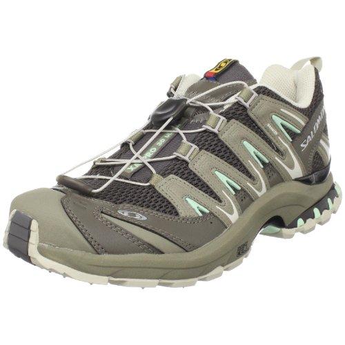 Salomon – Xa Pro 3D Ultra W – Schuhe – Grau/Grün (7.5 UK)