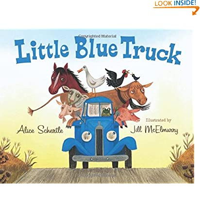 Little Blue Truck Board Book Alice Schertle (Author), Jill McElmurry (Illustrator) (543)Buy new:  $6.99  $3.97 159 used & new from $0.01
