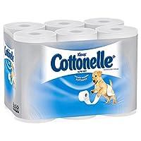 Cottonelle Ultrasoft Bulk Toilet Paper (12456), Standard Toilet Paper Rolls, 48 Rolls / Case (4 Packs of 12) by Kimberly Clark Professional