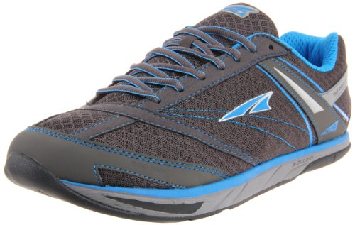 Altra Men's Provision Running Shoe,Charcoal/Blue,8.5 M US