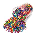 Learning Resources Rainbow Link 'N' Learn Links (6 Colours,Set of 1000 in bucket)