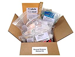 General Science Experiment Supplies Kit to accompany Apologia Exploring Creation