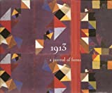 1913: A Journal of Forms(Issue 1, 2004)
