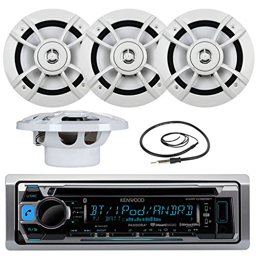 great-new-kmr-d365bt-kenwood-marine-boat-yacht-outdoor-bluetooth-stereo-cd-mp3-player-usb-ipod-iphon