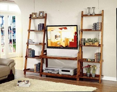 Cheap Bernards 7740, 7741 TV Stand and Shelf Unit-3 pieces (B002SFH2YM)