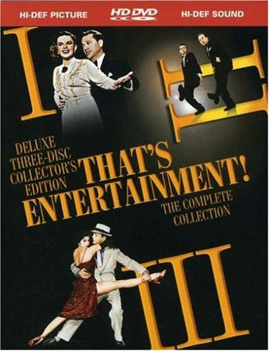Cover art for  That's Entertainment! - The Complete Collection [HD DVD]