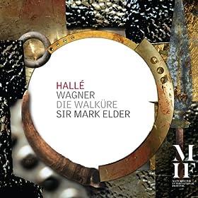 "Die Walk�re: Act I, Scene II, ""Wunder und wilde M�re"" (Hunding)"
