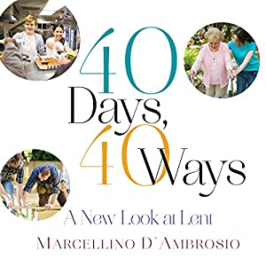 40 Days, 40 Ways Audiobook