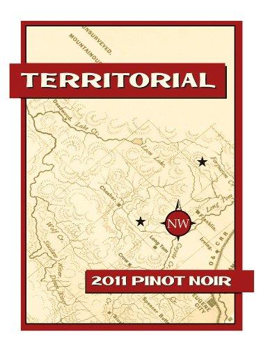 2011 Territorial Vineyards Willamette Valley Pinot Noir 750 Ml