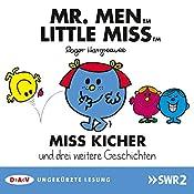 Miss Kicher und drei weitere Geschichten (Mister Men und Little Miss 2) | Roger Hargreaves