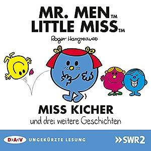 Miss Kicher und drei weitere Geschichten (Mister Men und Little Miss 2) Hörbuch