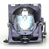 Liberty Brand Replacement Lamp for PROJECTION DESIGN 400-0003-00 including generic housing and brand new Osram-Sylvania lamp