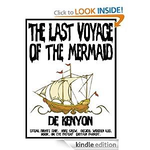 The Last Voyage of the Mermaid De Kenyon