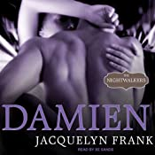 Damien: Nightwalkers Series, Book 4 | Jacquelyn Frank