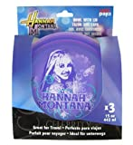 Disney 3pc Hannah Montana Bowls with Lids - Hannah Montana Travel Bowls - Hannah Montana Food Storage