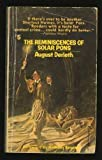 The Reminiscences of Solar Pons (#5) (0523006292) by August Derleth