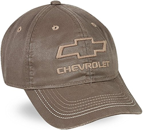 chevy-weathered-cotton-twill-cap