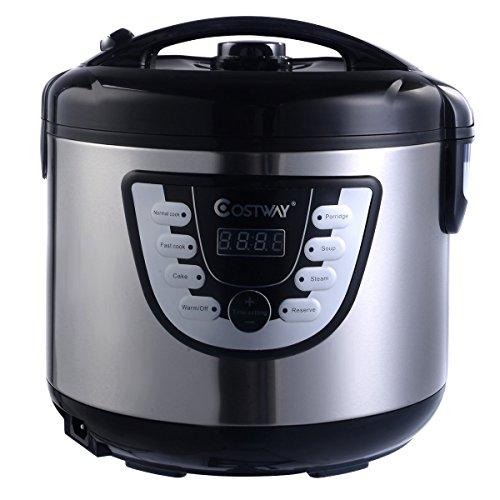 Multifunktionskocker-Multikocher-Multicokker-Kochgert-Elektro-Antihaft-650W-bis-750W