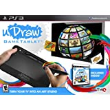 uDraw Game tablet with uDraw Studio: Instant Artist