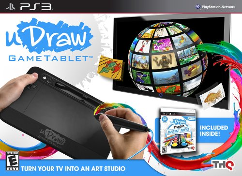 uDraw Game tablet with uDraw Studio: Instant Artist (輸入版)