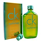 CK ONE Summer 2014 Eau de Toilette spray
