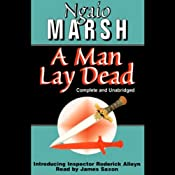 A Man Lay Dead | [Ngaio Marsh]
