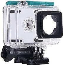 Makibes® casco impermeable para actioncamera Xiaomi Yi (cámara no incluida)