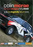 Colin McRae: Forest Stages Rally 2008 - The Legends Return [DVD]
