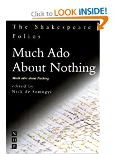 Literary analysis much ado about nothing