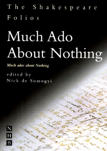 Much Ado about Nothing (Shakespeare Folios)
