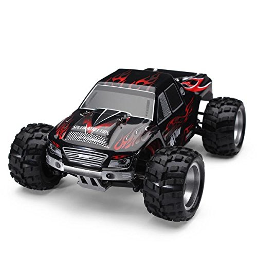 Wltoys Rc car type A979 1/18 2.4GHz 4WD 390 brushed Monster Truck (Camaro Intercooler compare prices)