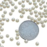 Foppish Mart Chic White Pearls