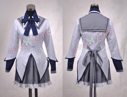 cos452魔法少女まどか☆マギカ 暁美ほむらコスプレ衣装(男性XL)送料無料