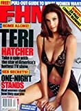 FHM Magazine: Teri Hatcher (February 2005) [Color]