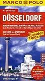 MARCO POLO Reiseführer Düsseldorf mit Szene-Guide, 24h Action pur, Insider-Tipps, Reise-Atlas: Reisen mit Insider-Tipps - Mit Cityatlas - Doris Mendlewitsch