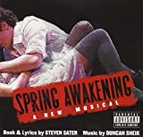 Spring Awakening: A New Musical by