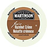 Martinson Joe's Coffee, Hazelnut Creme, 24 Single Serve RealCups