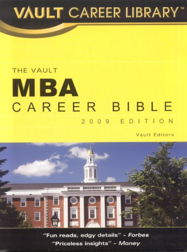 mba career essay