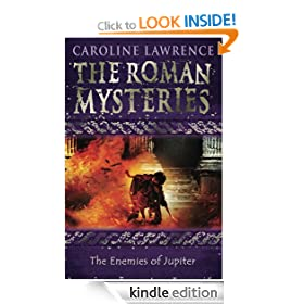 The Enemies of Jupiter (THE ROMAN MYSTERIES)