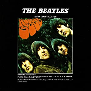 The Beatles Greeting / Birthday / Any Occasion Card: Rubber Soul Album 100% Genuine Licensed Product