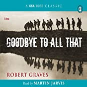 Goodbye to All That | [Robert Graves]