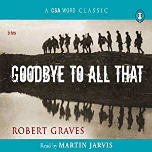 Goodbye to All That Audiobook