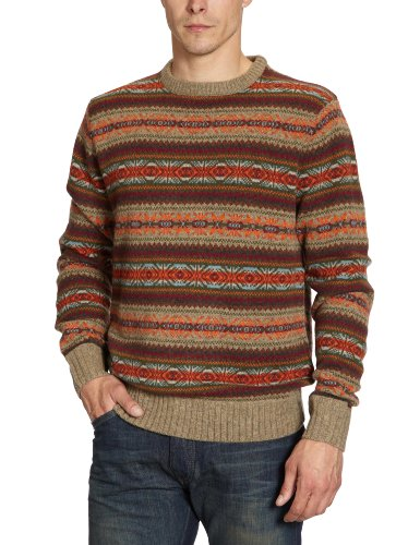 Gant Men's 82130 Sweater Multicoloured (Multicolor) 56