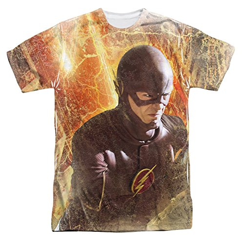 Sublimation: Town The Flash T-Shirt